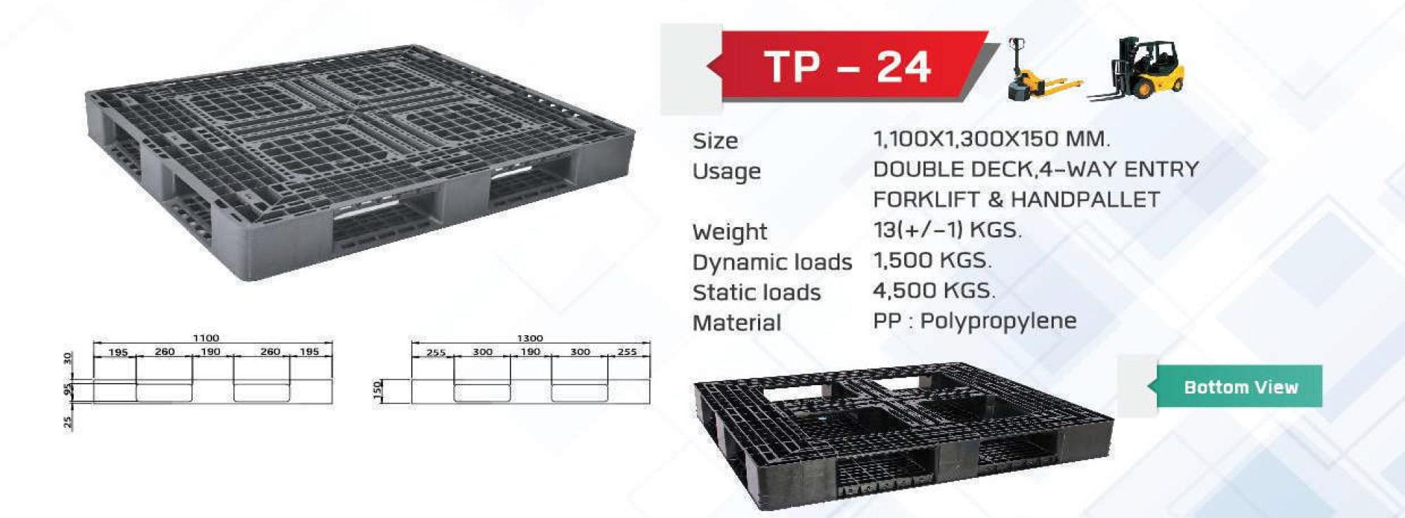 Light-Weight-pallet-TP-24