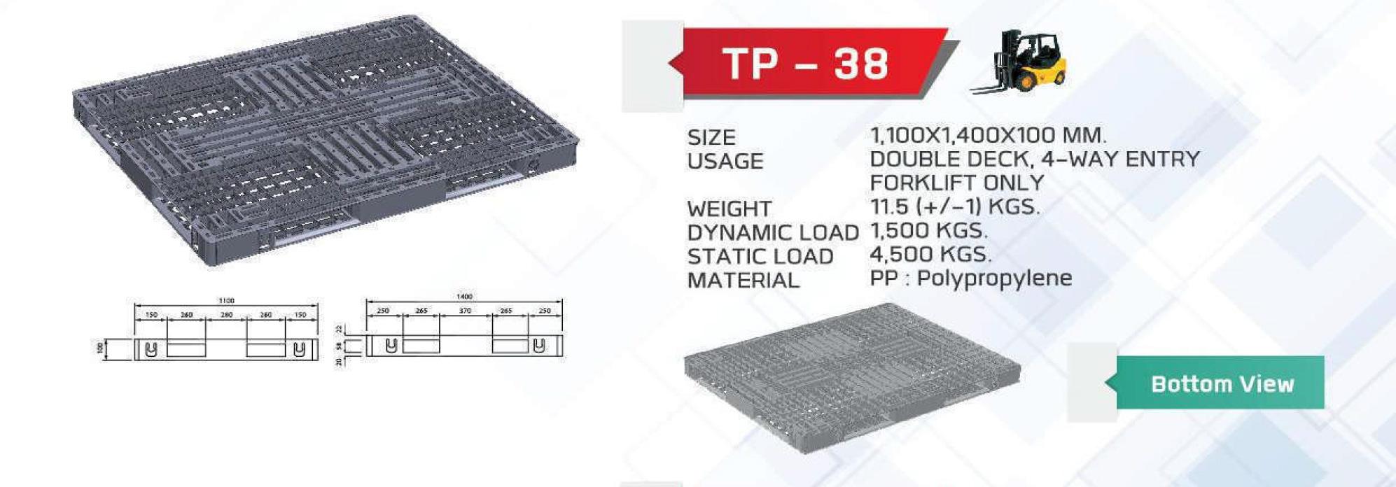 Light-Weight-pallet-TP-38