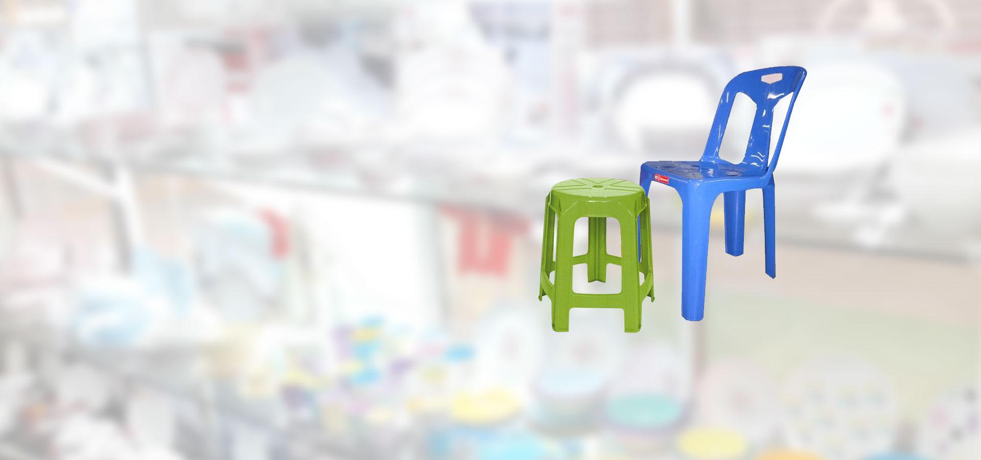 เก้าอี้พลาสติกซุปเปอร์แวร์